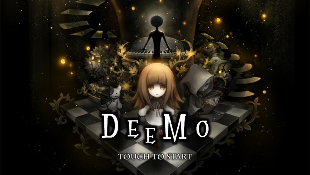 【スマホゲーム】Deemoって音ゲー知ってる?遊び方とオススメ曲!